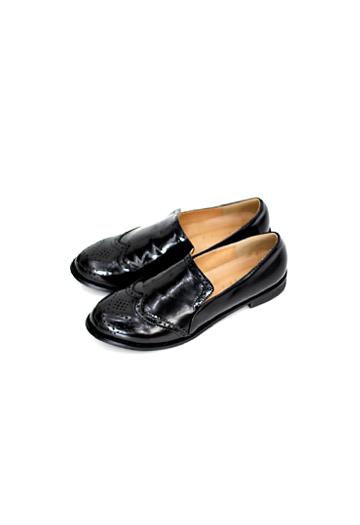 Wingtip Loafer