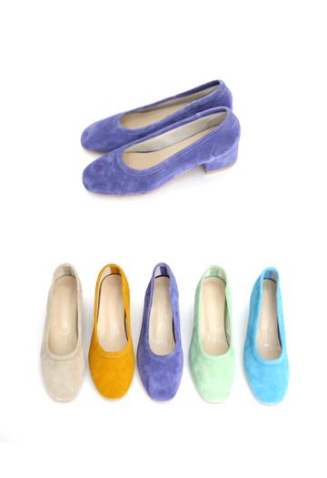 Spring Suede Shoes (5color)