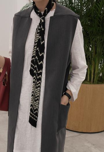 Tie scarf powder (3color)
