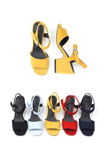 Stables sandals (5color)