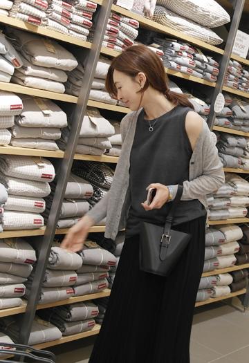 Linen sleeveless top (5color)