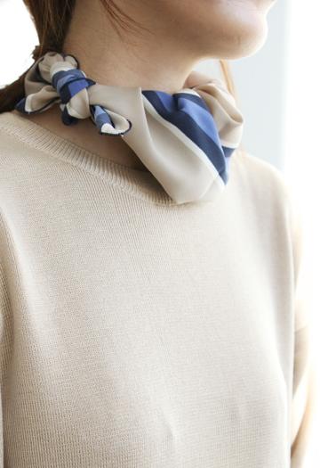 Color Line scarves (2color)