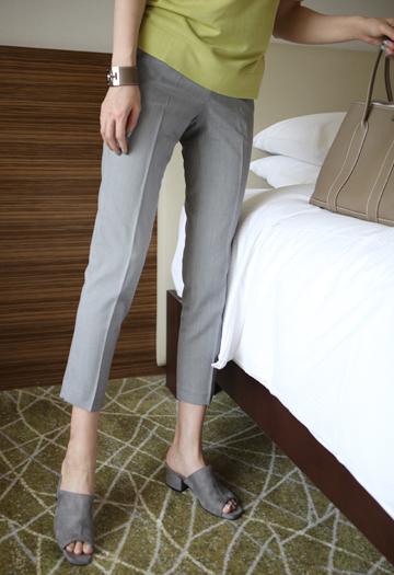 Slimline slacks (4color)