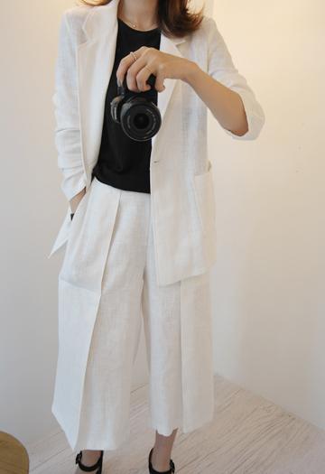 Trans jacket (3color)