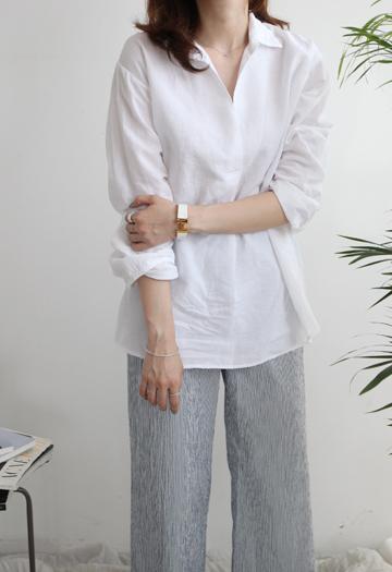 Benteul blouse (3color)