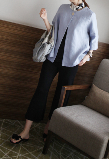 Living knit pants (2color)