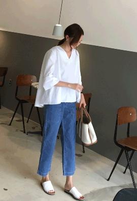 Claire blouse (2color)