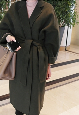 [HandMade] Max Long Coat (4color)