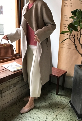 [HandMade] Free Fair Coat (2color)