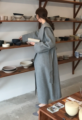 [HandMade] [cashmere] Clare Coat (4color)