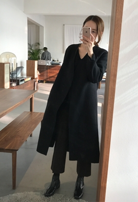 [HandMade] Soap coat (3color)