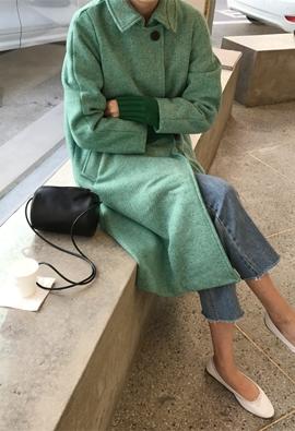 Greeny coat (3color)