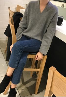[Cashmere] Nestle knit (3color)