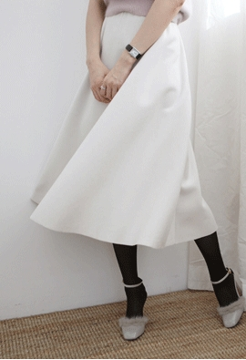[ Band Type ] Windy Skirt (3color)