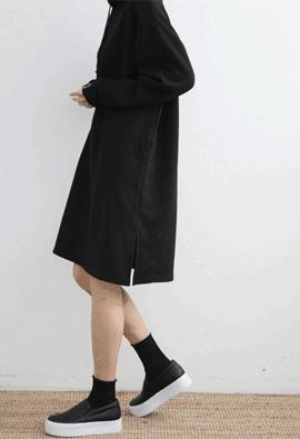 [Raising] Hooded Dress (4color)