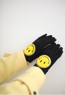 Smile glove (2color)