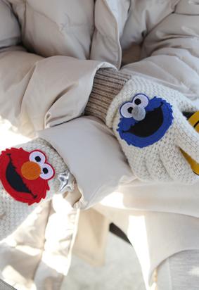 Sesame Gloves (2color)