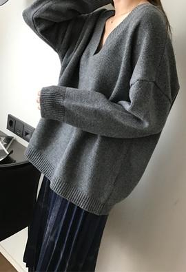 Waver knit (gray)