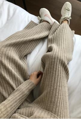 [Holger Treatment] [band type ] Comfy Pants (2color)