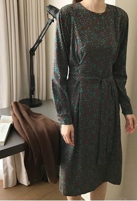 Splinter dress (2color)