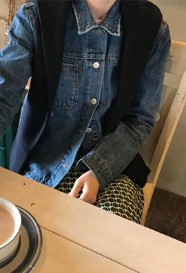 Mark denim jacket