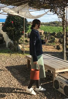 Fresh skirt (2color)