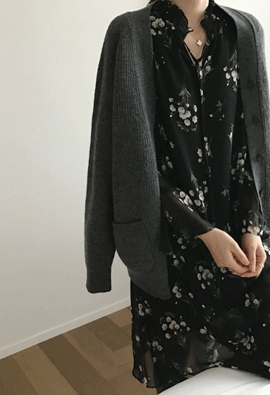 [100% wool] Fable Cardigans (3color)