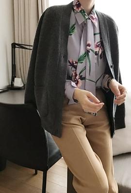 Orchid blouse (2color)