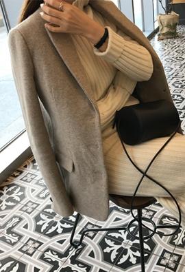 [Cashmere] Lovett knit (2color)