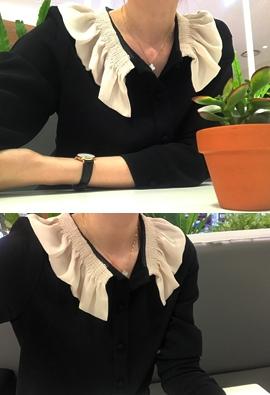 Margaret blouse (2color)