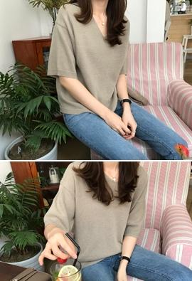A few knit (4color)