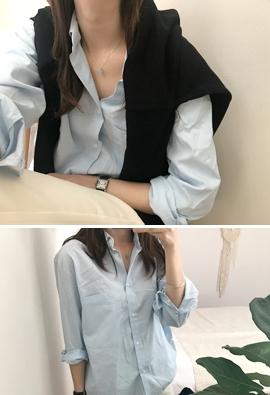 Big Pocket Shirts (3color)