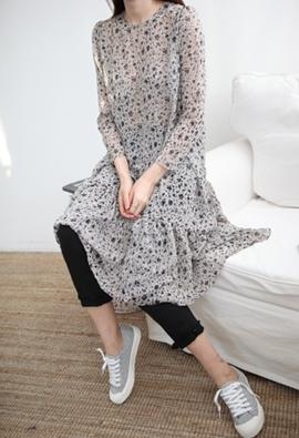 Flit dress (2color)