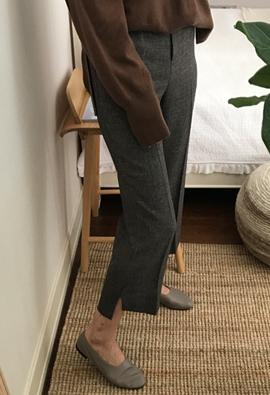 Oblique Pants (3color)
