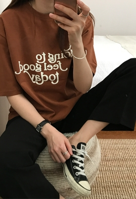 Good today tee (4color)
