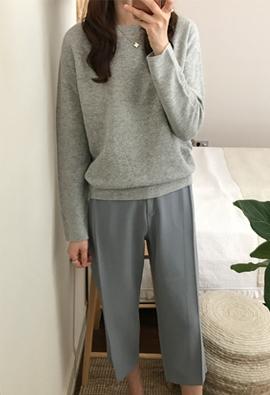 [Wholegarment] [cashmere] Better knit (3color)
