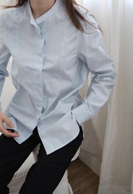 Underlining shirt (2color)