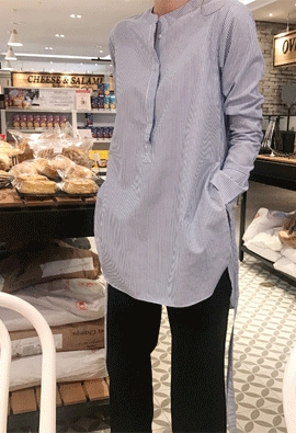 Dapper blouse (3color)