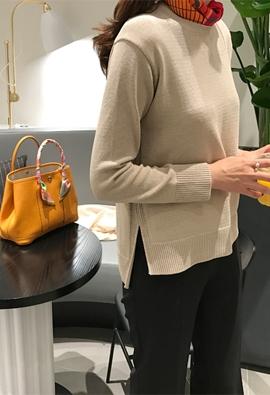 Linz knit (4color)