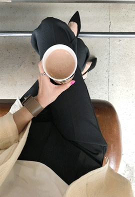 Brim pants (3color)