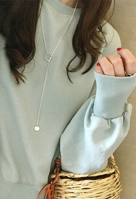 [Real] Pass chain necklace