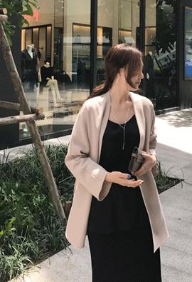Blouse jacket (4color)