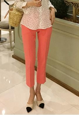 Colorful pants (8color)