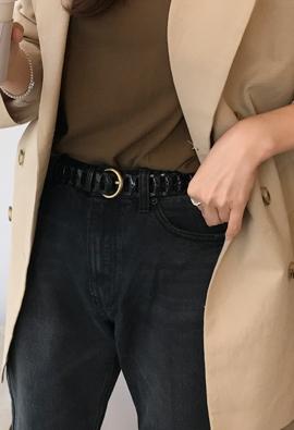 Weave Belt (2color)