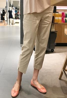[Back Band] Bio pants (3color)