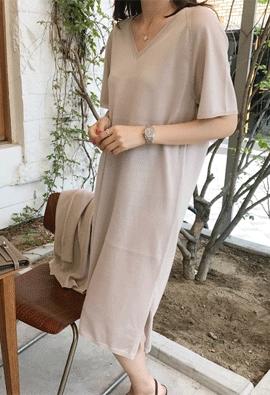 [TENCEL + silk] Grace Dress (3color)