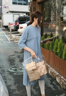Door Cotton Dress (5color)
