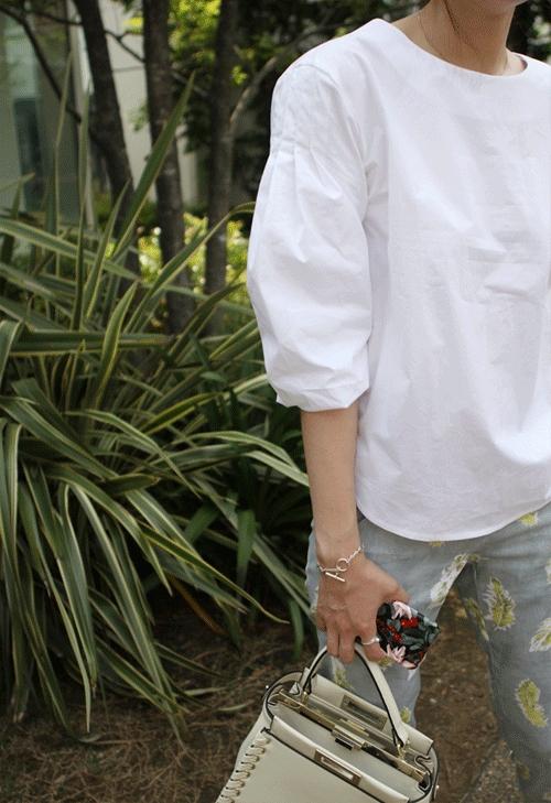 Curvy blouse (3color)