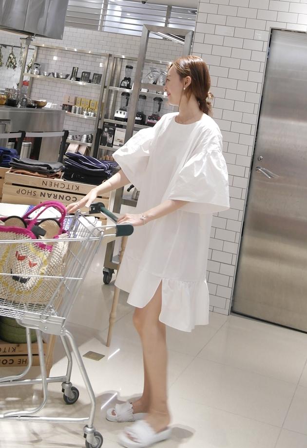 Balloon Dress (3color)