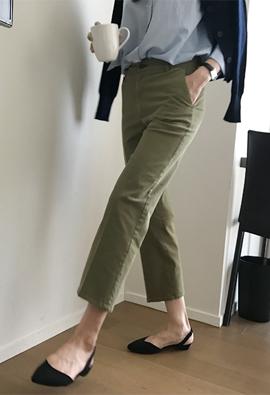 Anderson Khaki Pants